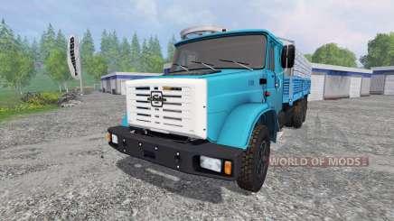 ЗиЛ-133 для Farming Simulator 2015