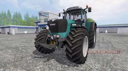 Fendt 930 Vario TMS v1.2 для Farming Simulator 2015
