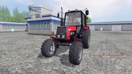 МТЗ-1025 Беларус v1.0 для Farming Simulator 2015