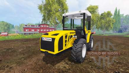 Pasquali Orion 8.95 для Farming Simulator 2015