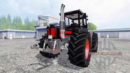 Schluter Super-Trac 1900 TVL для Farming Simulator 2015
