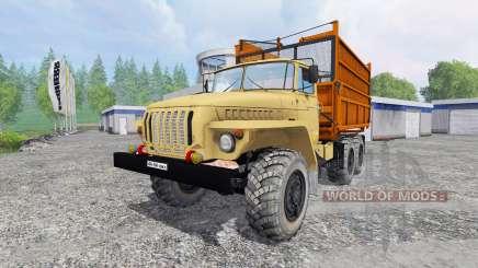 Урал-5557 v1.1 для Farming Simulator 2015