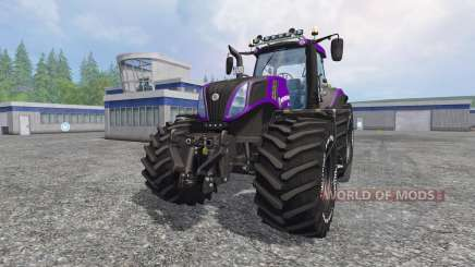 New Holland T8.420 [PKM Edition] для Farming Simulator 2015