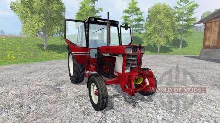 IHC 1055 v1.1 для Farming Simulator 2015