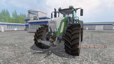 Fendt 936 Vario [washable] v4.0 для Farming Simulator 2015