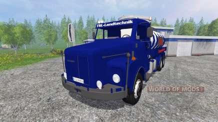 Scania 111S для Farming Simulator 2015
