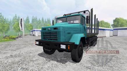 КрАЗ-6233 для Farming Simulator 2015