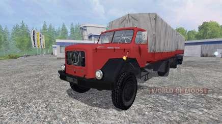Magirus-Deutz 200D26 1964 для Farming Simulator 2015