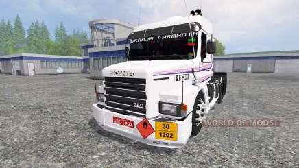 Scania 113H для Farming Simulator 2015