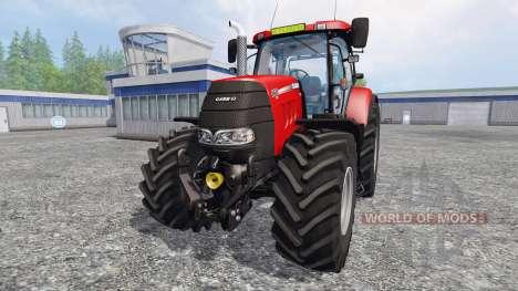 Case IH Puma CVX 160 [edit] для Farming Simulator 2015