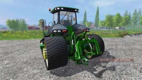 John Deere 9560RT v2.5 для Farming Simulator 2015