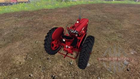 Farmall 300 1955 для Farming Simulator 2015