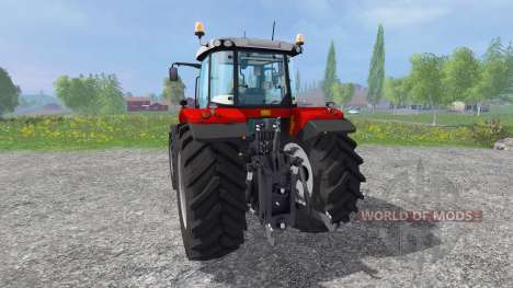 Massey Ferguson 7722 для Farming Simulator 2015