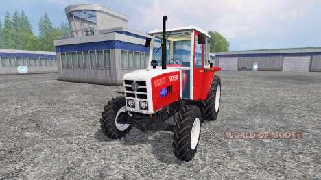 Steyr 8060A SK1 для Farming Simulator 2015