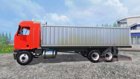 Freightliner Argosy [grain truck] для Farming Simulator 2015