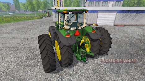 John Deere 8530 [USA] v3.0 для Farming Simulator 2015