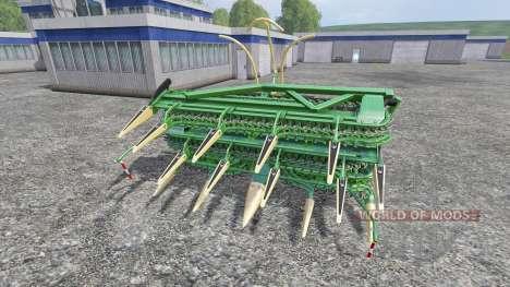 Krone Easy Collect 1053 для Farming Simulator 2015