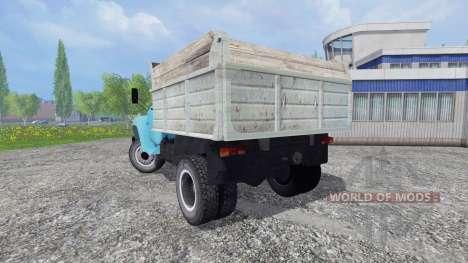 ЗиЛ-130 для Farming Simulator 2015