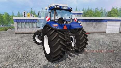 New Holland T8.420 [blue power] для Farming Simulator 2015