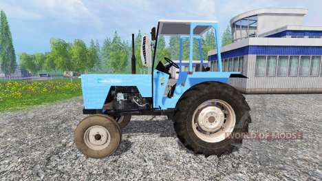 Landini 6500 для Farming Simulator 2015