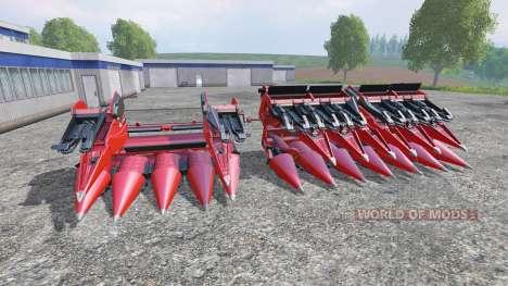 Case IH 2106 and Case IH 2112 для Farming Simulator 2015