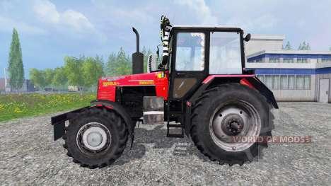 МТЗ-1221В.2 для Farming Simulator 2015