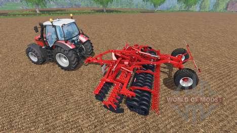 Maschio Presto 600 v1.1 для Farming Simulator 2015
