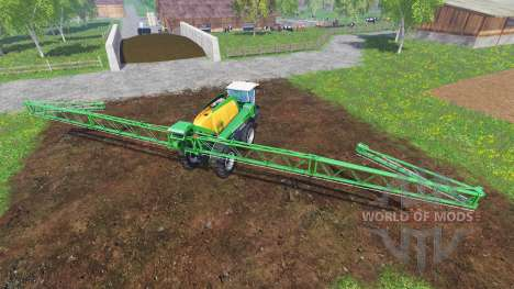 Amazone Pantera 4502 v1.0 для Farming Simulator 2015