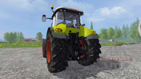 CLAAS Axion 830 FL для Farming Simulator 2015