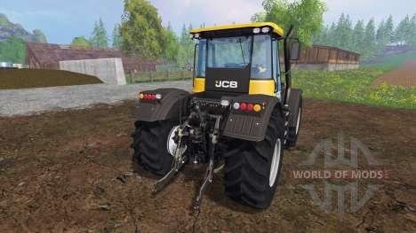 JCB 3220 Fastrac v3.0 для Farming Simulator 2015