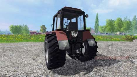 МТЗ-82.1 Беларус для Farming Simulator 2015