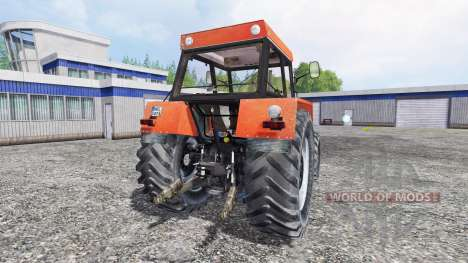 Ursus 1222 [red] для Farming Simulator 2015