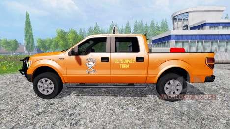 Ford F-150 [OilField Rednecks] для Farming Simulator 2015