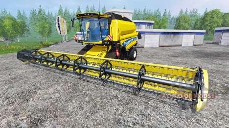 New Holland TC5.90 [ATI Wheels] для Farming Simulator 2015