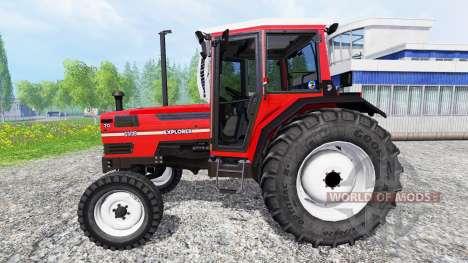 Same Explorer 70 для Farming Simulator 2015