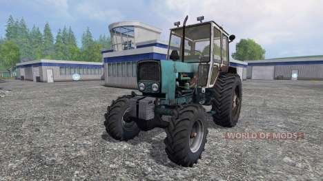 ЮМЗ-6КЛ 4x4 для Farming Simulator 2015