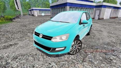 Volkswagen Polo v1.0 для Farming Simulator 2015