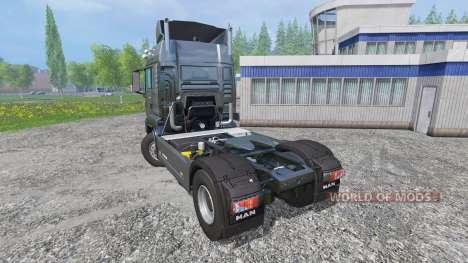 MAN TGS 19.400 v3.0 для Farming Simulator 2015