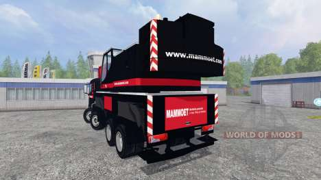 MAN TGX LFM1060 для Farming Simulator 2015