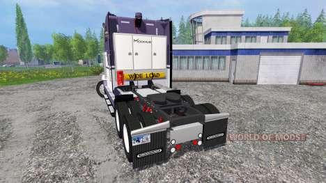 Freightliner FLD120 для Farming Simulator 2015