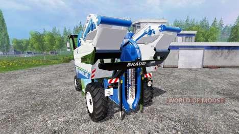New Holland 9060L для Farming Simulator 2015