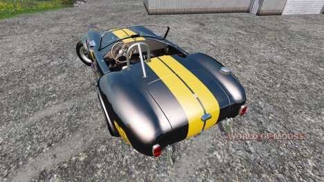 AC Shelby Cobra 427 v2.0 для Farming Simulator 2015