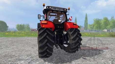 Steyr CVT 6230 v3.0 для Farming Simulator 2015