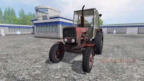 ЮМЗ-6КМ для Farming Simulator 2015