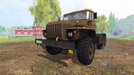 Урал-4320 v1.0 для Farming Simulator 2015