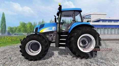 New Holland TG 285 [pack] для Farming Simulator 2015