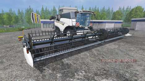 New Holland Super Flex Draper 45FT [white] для Farming Simulator 2015