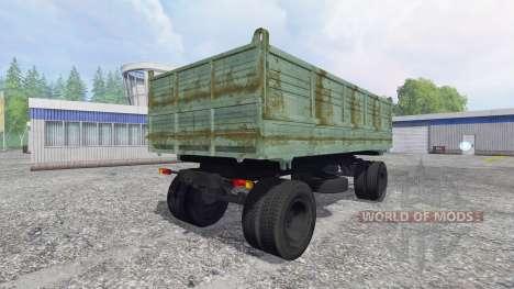 НЕФАЗ-8560 для Farming Simulator 2015