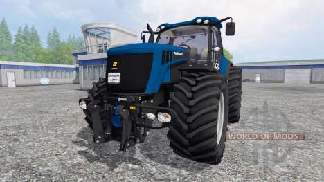 JCB 8310 Fastrac v4.0 для Farming Simulator 2015