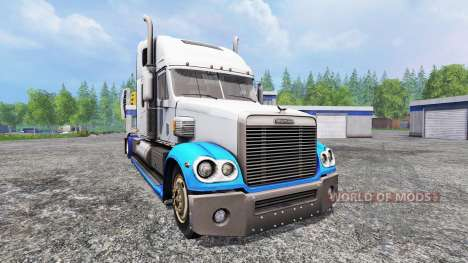 Freightliner Coronado v1.0 для Farming Simulator 2015